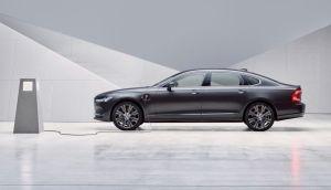 Así luce el nuevo rediseño del Volvo S90