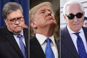 Trump pone entredicho impartición de justicia tras reducción de sentencia a Roger Stone