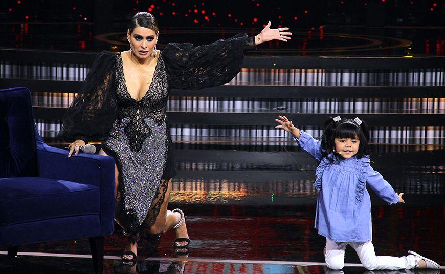 """Galilea Montijo en el debut de 'Pequeños Gigantes': """"En cada uno de los niños veo a mi Mateo"""""""