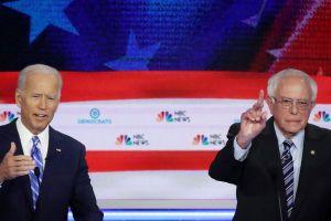 """Joe Biden: qué significa el contundente triunfo del exvicepresidente en el """"minimartes"""" de las primarias demócratas"""
