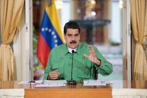 """George Floyd: Maduro acusa que Trump  quiere usar al ejército para """"masacrar"""" a manifestantes"""