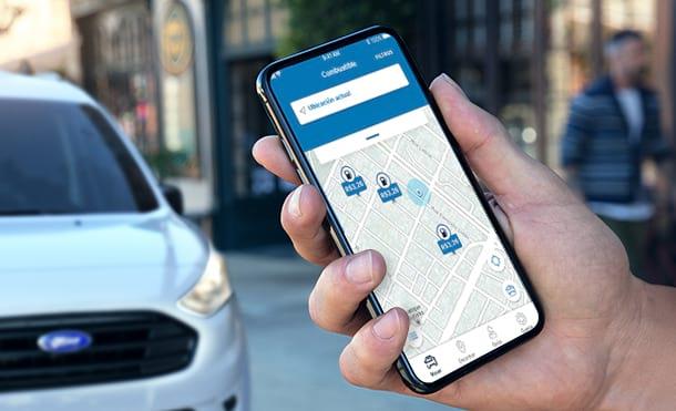 Así es como funciona Fordpass, la nueva app para autos de Ford