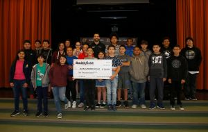 Smithfield y Almirola: Así la comida y el deporte se unen para aportar a la comunidad