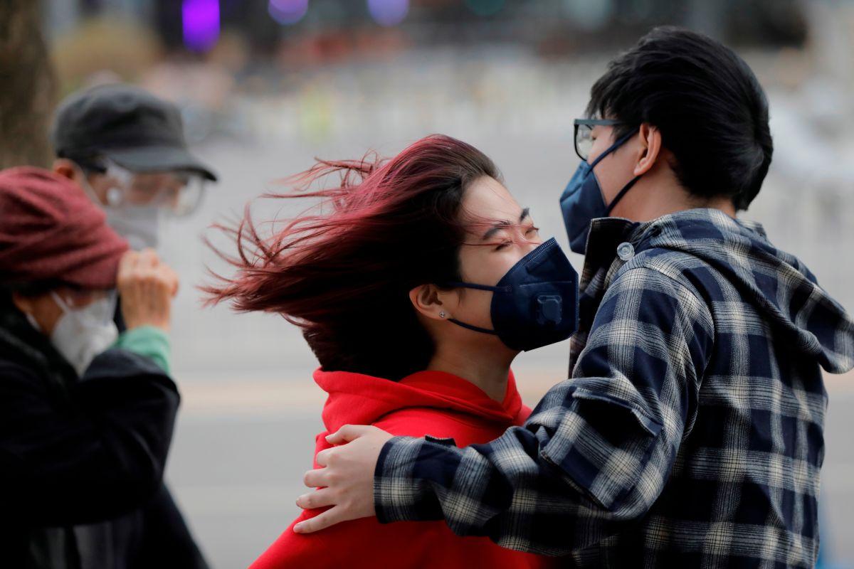China asegura que no tuvo ningún nuevo contagio local por coronavirus