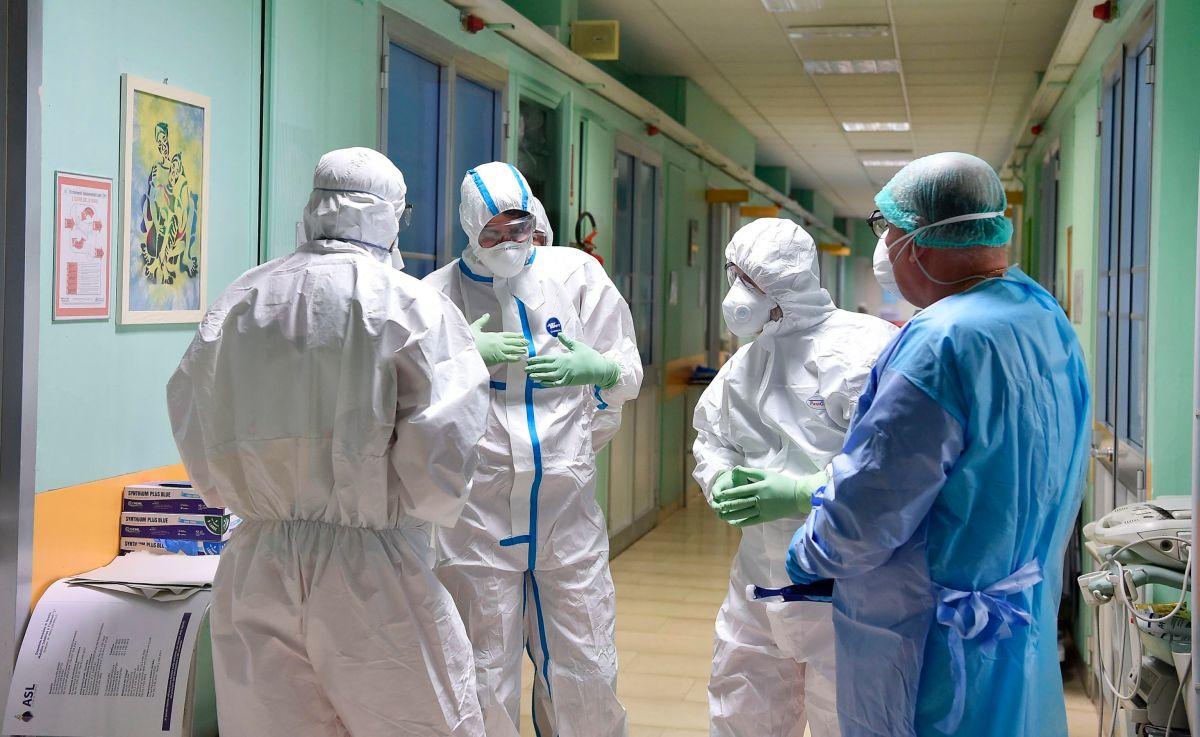 El coronavirus fue calificado como pandemia.