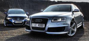 Volkswagen y Audi cambian sus logos en apoyo a la cuarentena por COVID-19