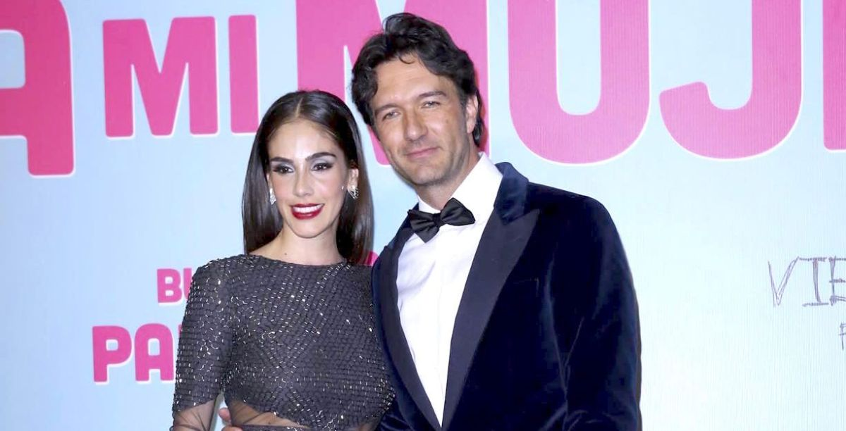 ¿Quién es el esposo de Sandra Echeverría?