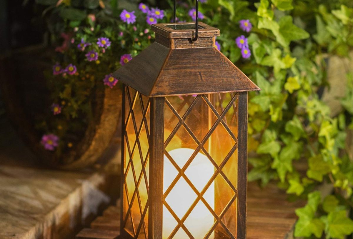 4 lámparas solares que te permitirán ahorrar en tu factura eléctrica