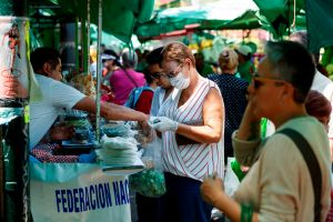 Coronavirus: Encuesta revela que se ha desplomado ingreso de familias mexicanas