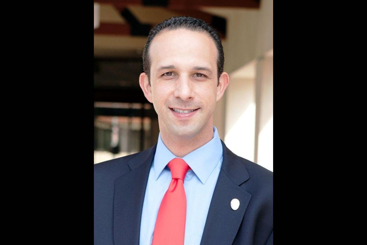 Mitchell Englander, exconcejal de Los Ángeles.