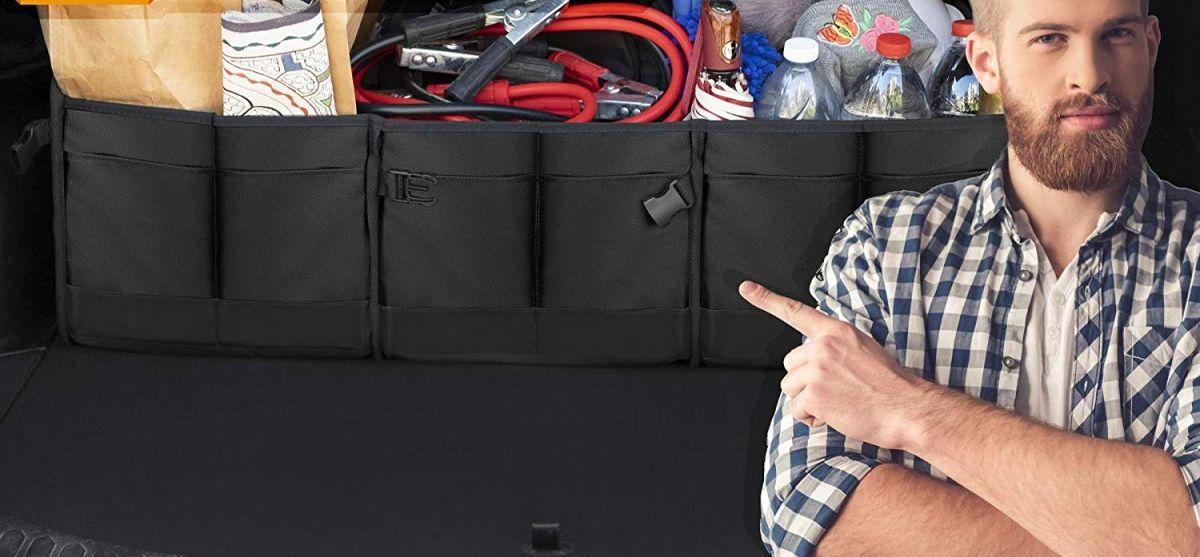 5 organizadores que te ayudarán a distribuir mejor el espacio en el maletero de tu auto