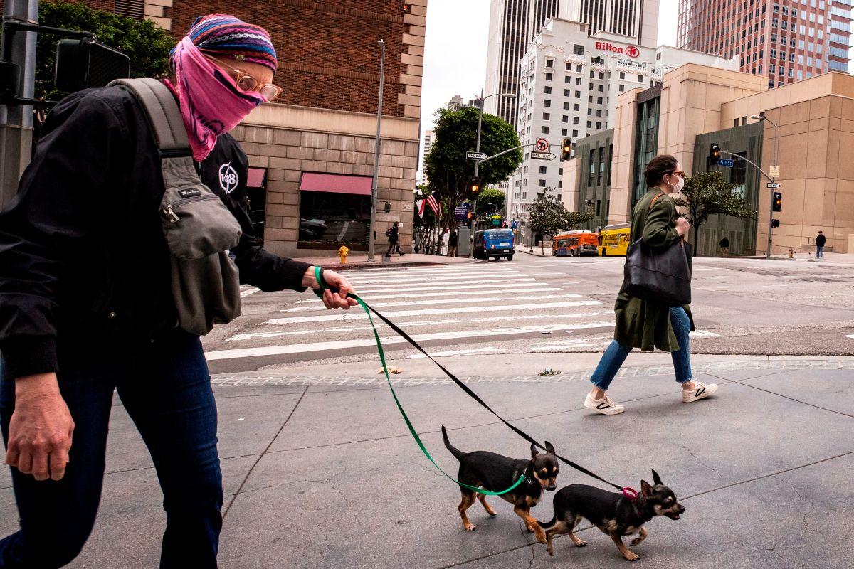 Alarmante incremento en California: más de 7,000 nuevos casos de coronavirus confirmados el martes