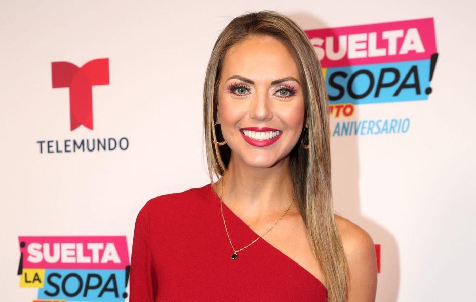 Jessica Carrillo, estrella de Telemundo en Al Rojo Vivo, compartió imágenes del cuarto de su bebé