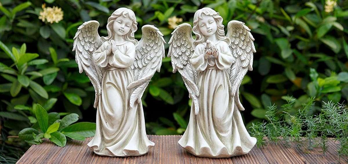 5 Estatuas De ángeles Para Regalar A Personas Creyentes La Opinión