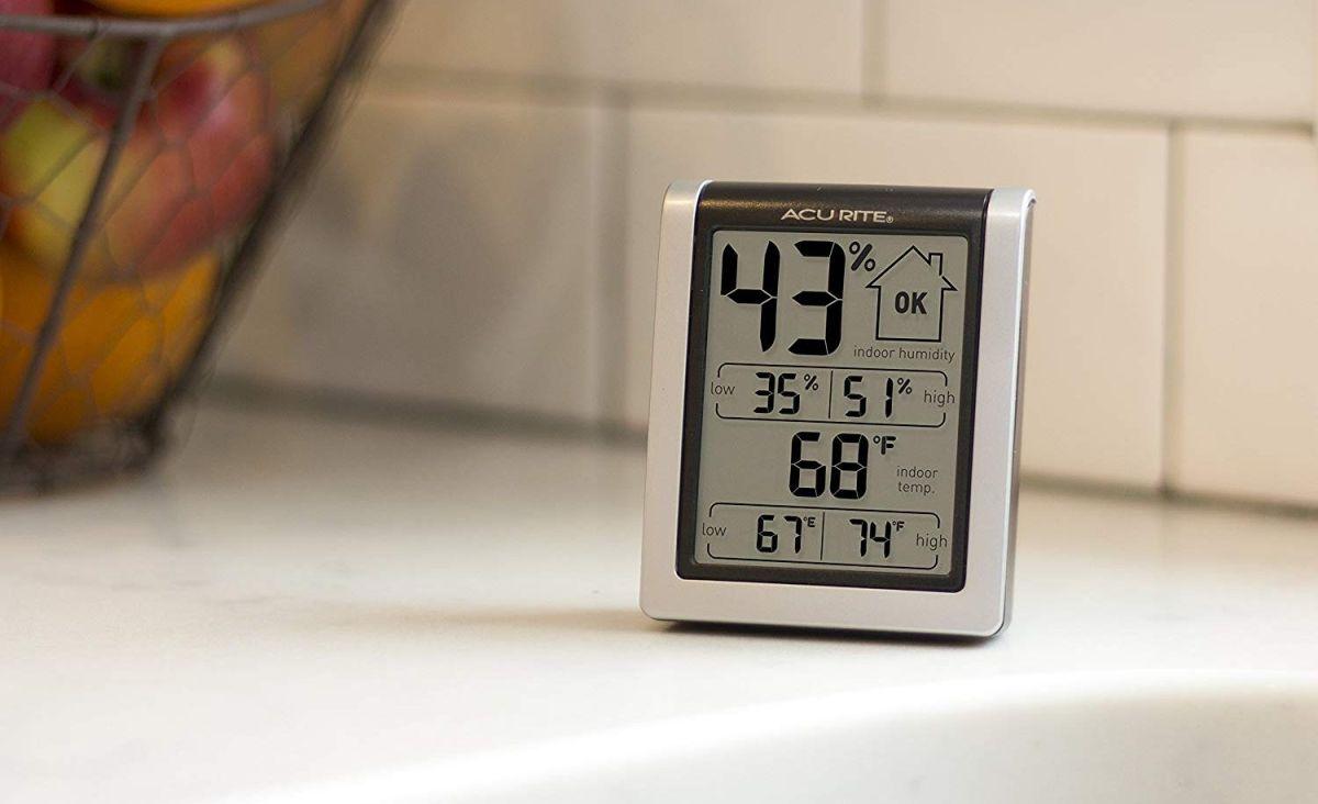 Los mejores medidores de temperatura y humedad para tener en el interior de tu casa