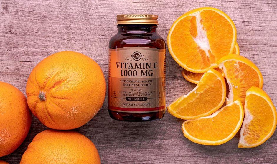 5 suplementos con vitamina C para aumentar tus defensas y protegerte de un posible contagio por virus