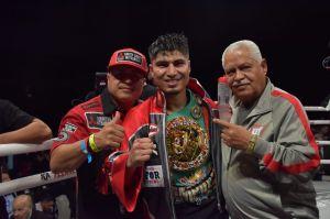 ¡Muy gallo! Mikey García pide a Manny Pacquio o revancha con Errol Spence tras su gran victoria sobre Vargas