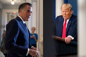 Video: Así reaccionó Trump al enterarse de que su mayor enemigo republicano está en cuarentena