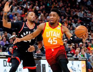 ¡Reacción en cadena en los Utah Jazz! Donovan Mitchell también dio positivo por coronavirus