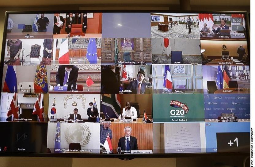 AMLO pide a la ONU garantizar el acceso en condiciones de igualdad por coronavirus