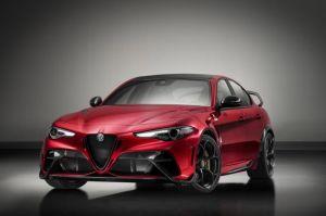 Por qué el nuevo Alfa Romeo Giulia GTAm tiene 4 puertas y solo 2 asientos