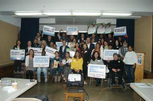 Llaman a la comunidad de la Bahía a participar en el Censo 2020