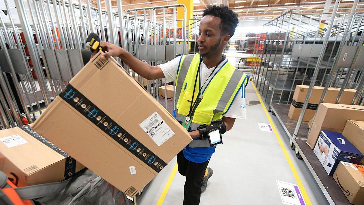 Amazon cierra almacén en Queens, Nueva York, por empleado contagiado con coronavirus