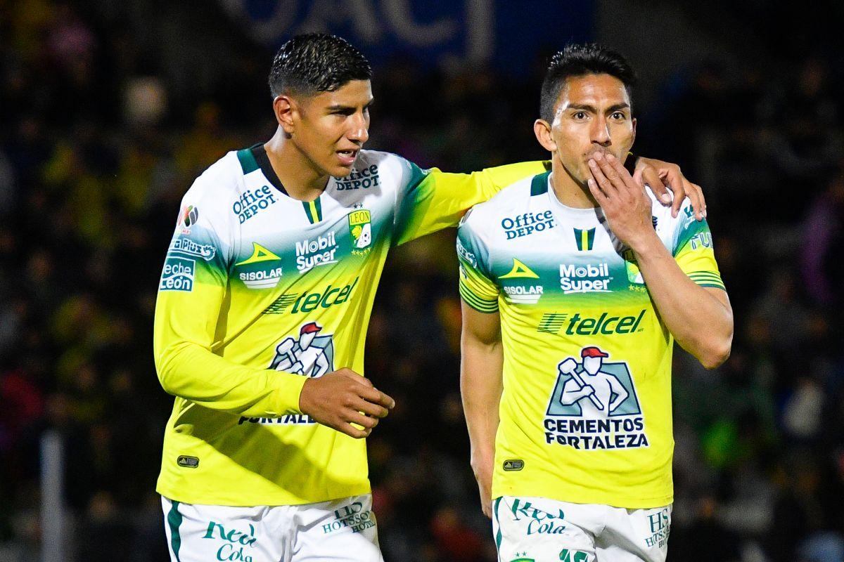 Ángel Mena, el verdugo de Juárez FC.