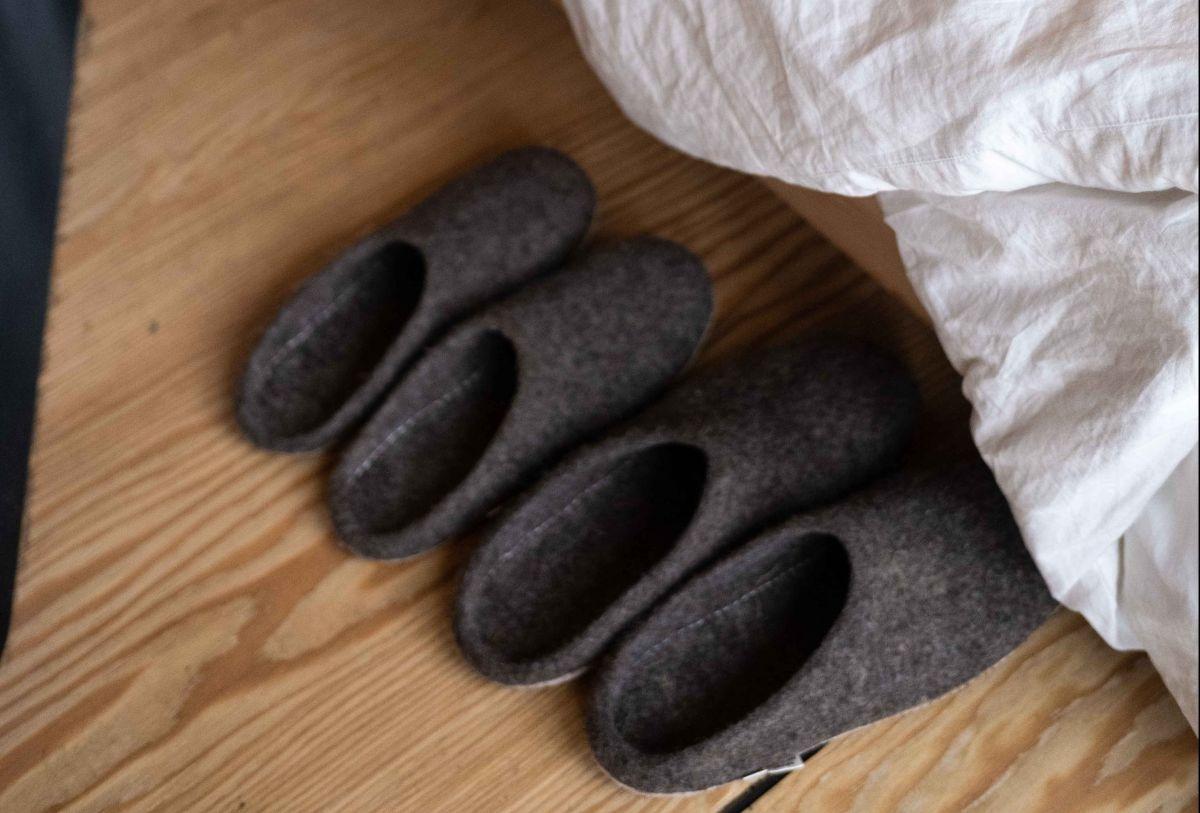 Comodidad en casa: Las mejores pantuflas para cada uno de los miembros de la familia