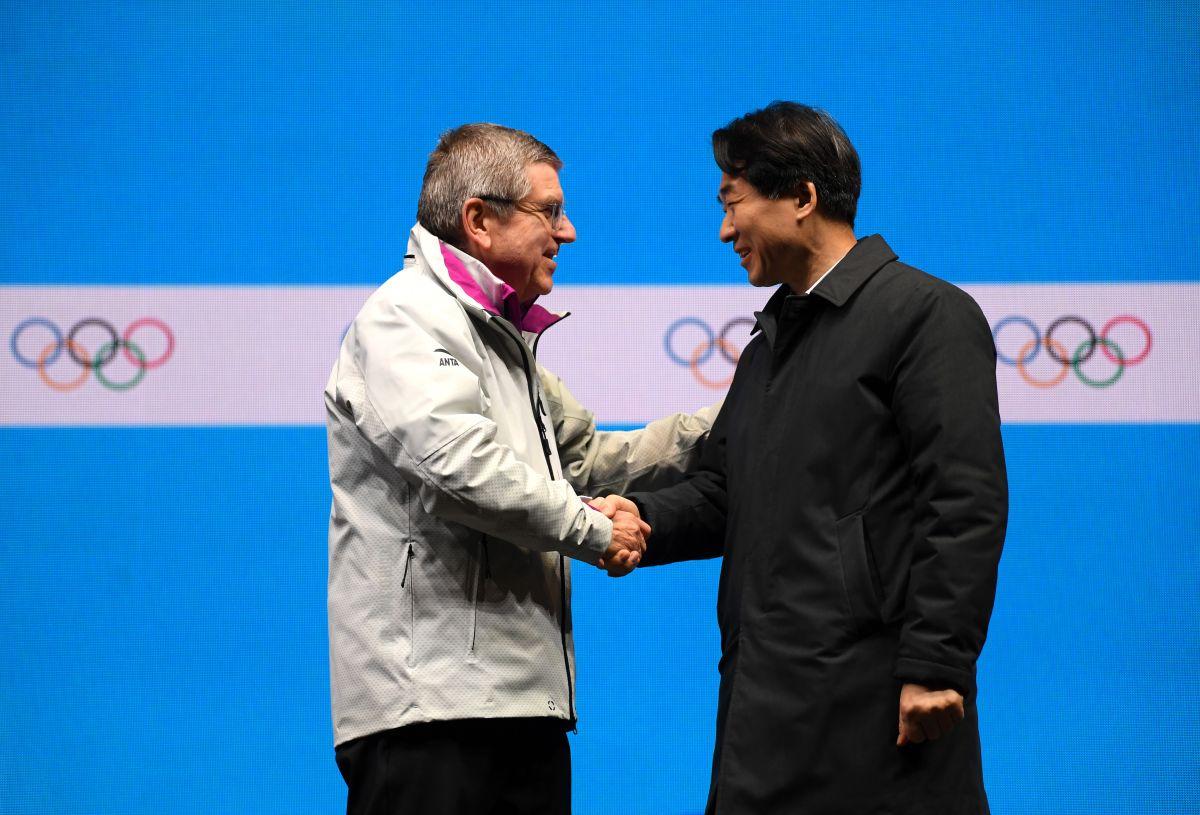 Los Juegos Olímpicos todavía son inamovibles, dice el COI