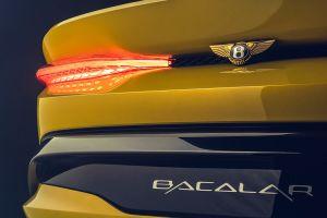 Este lujoso Bentley tiene un nombre inspirado en la laguna más bella de México