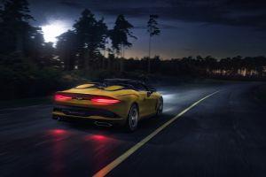 Presentan el Bentley Bacalar como un modelo GT, sin techo y una fuerza sorprendente