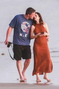 Fotos: El primer encuentro de los hijos de Ben Affleck y su novia Ana de Armas