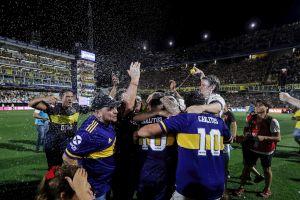 ¡Los 'mexicanos' campeones con Boca! Tres personajes con paso por la Liga MX se coronan en Argentina