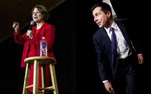¿Qué pasa con los delegados de Buttigieg y Klobuchar tras abandonar carrera presidencial?