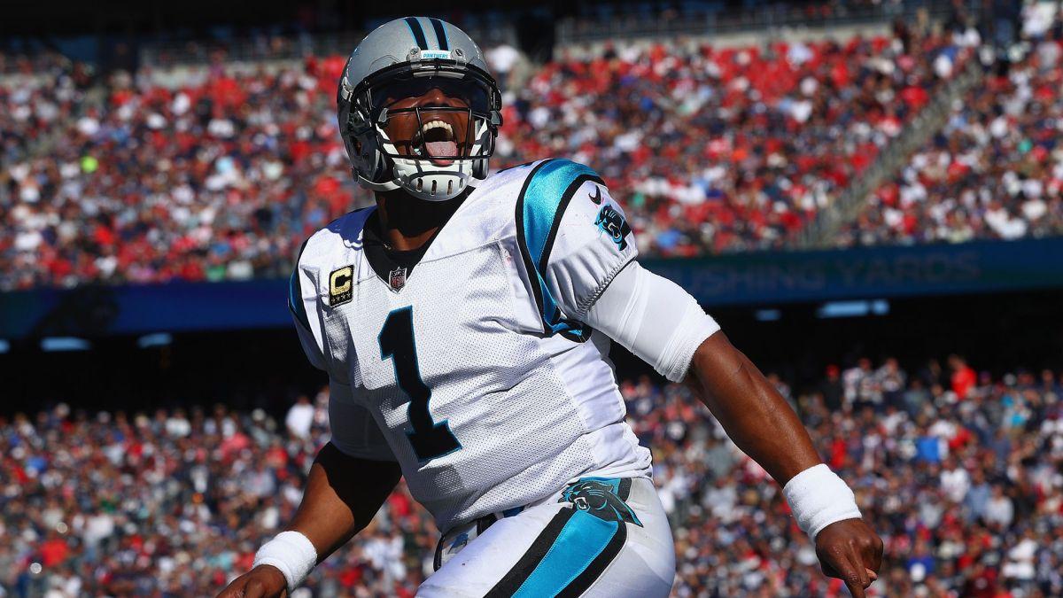¡Termina la novela Cam Newton con Panthers! El QB será agente libre
