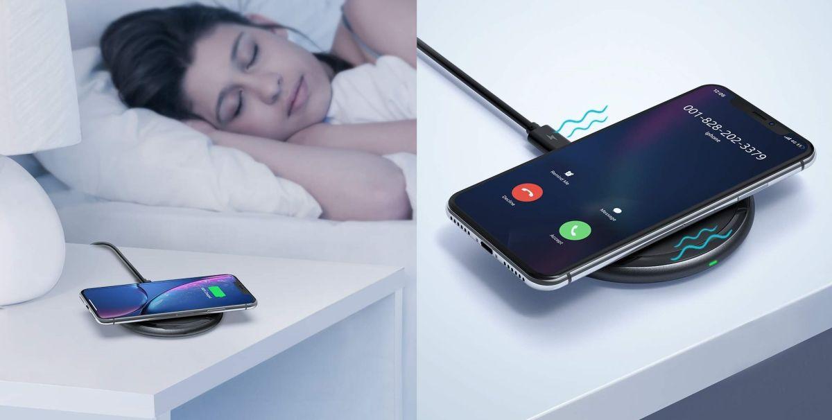 ¿Cuál es el mejor cargador inalámbrico para la batería de un celular Android?