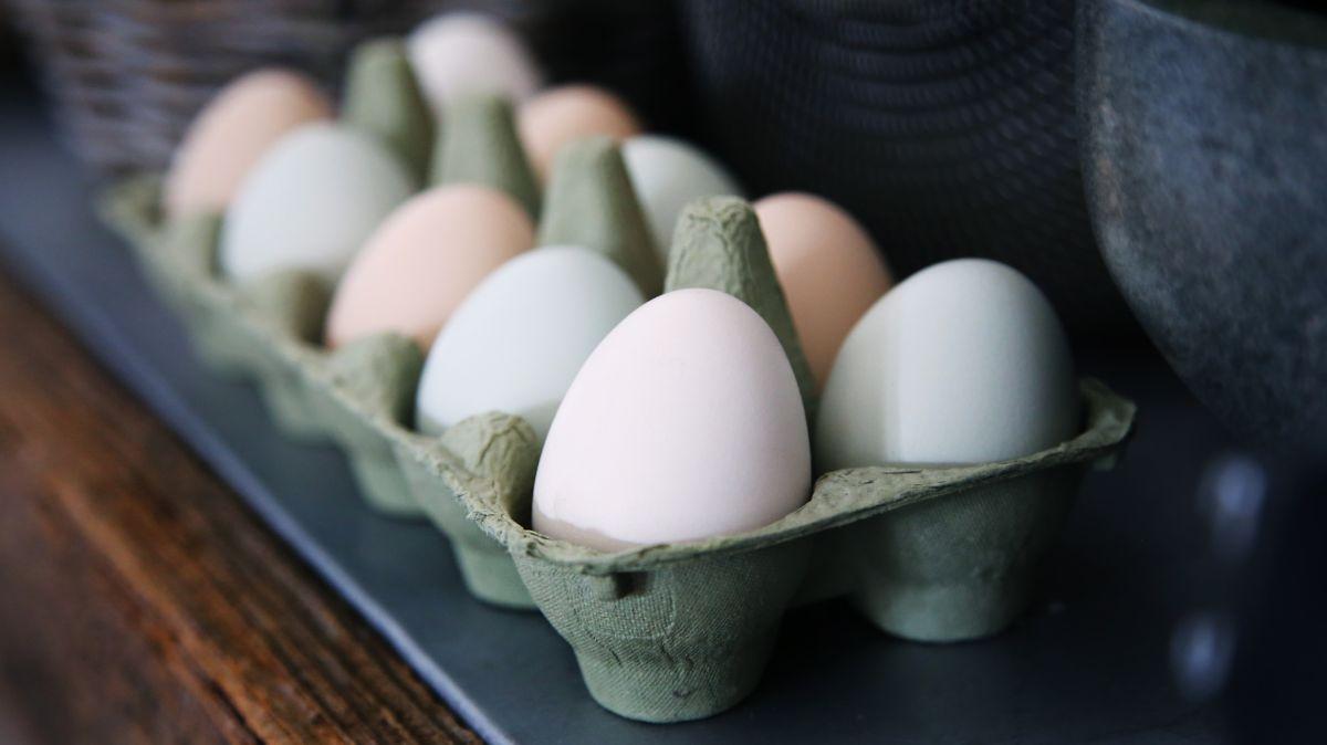 El huevo es muy usado en rituales de limpieza.