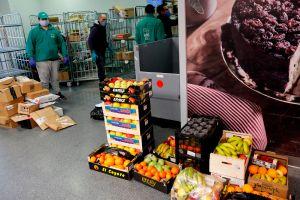Bancos de alimentos de California necesitan la ayuda de voluntarios