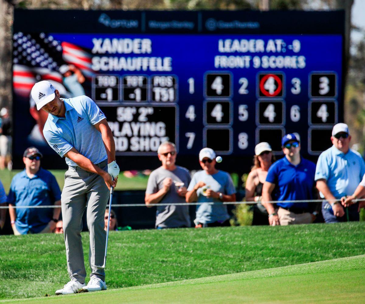 ¿Sabia medida? Torneo de golf suspendido por coronavirus reparte premio económico entre todos sus participantes