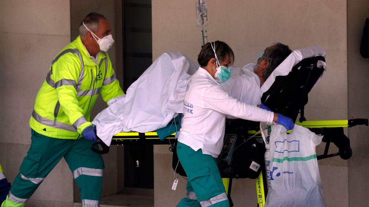 Hijo del expresidente del Real Madrid que murió por coronavirus también está infectado