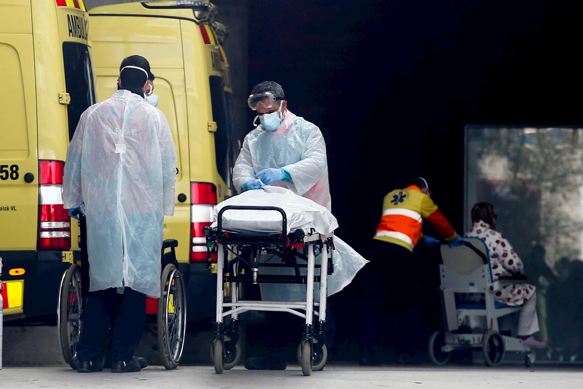 Italia y España suman más 8 mil muertos por coronavirus, más de mil en un día