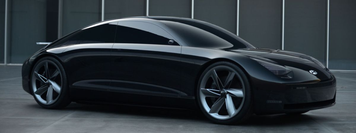 Hyundai presenta Prophecy EV, un concepto futurista