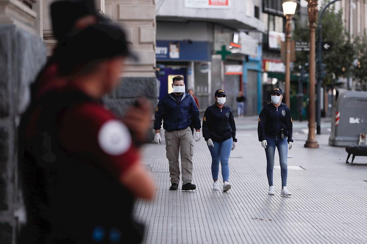 Cuarentena Argentina