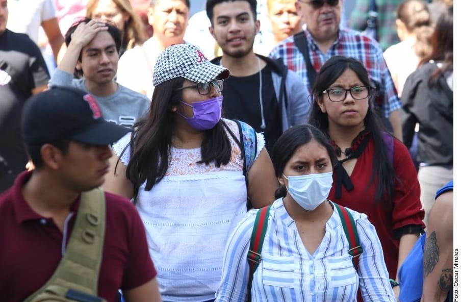 Coronavirus en México.