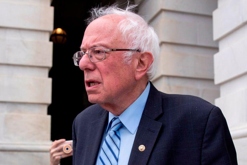 Sanders propone enviar $2,000 dólares al mes a cada estadounidense para enfrentar coronavirus