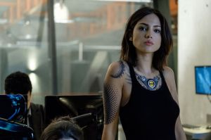 Eiza González quiere expandir el arquetipo de la actriz latina en Hollywood