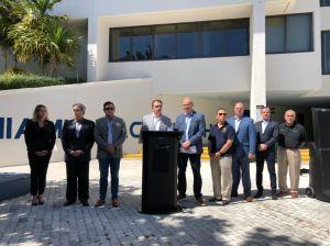 Ordenan el toque de queda en Miami Beach para evitar el contagio masivo del coronavirus