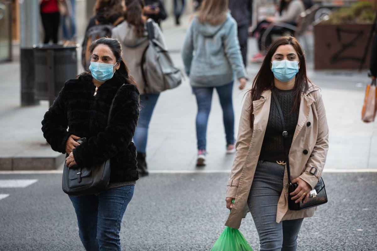 El coronavirus ha generado muchas emociones negativas. (Europa Press)