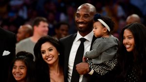 La primera foto de la familia Bryant tras la muerte de Kobe y 'Gigi'
